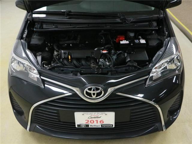2016 Toyota Yaris LE (Stk: 186539) in Kitchener - Image 23 of 26