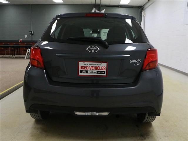 2017 Toyota Yaris LE (Stk: 195008) in Kitchener - Image 18 of 26