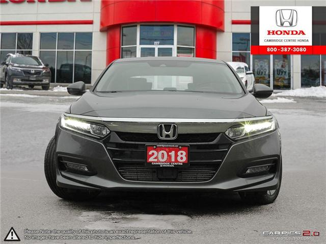 2018 Honda Accord EX-L (Stk: 18470A) in Cambridge - Image 2 of 27