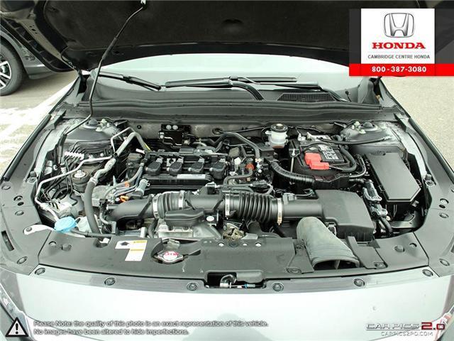 2018 Honda Accord EX-L (Stk: 18470A) in Cambridge - Image 9 of 27