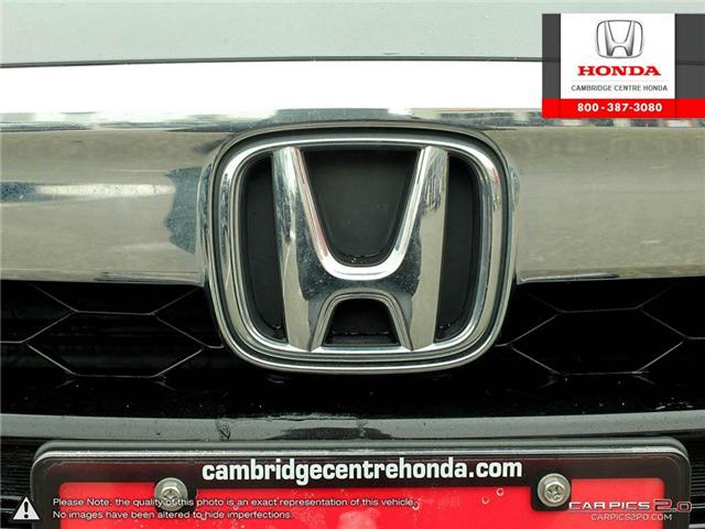 2018 Honda Accord EX-L (Stk: 18470A) in Cambridge - Image 10 of 27
