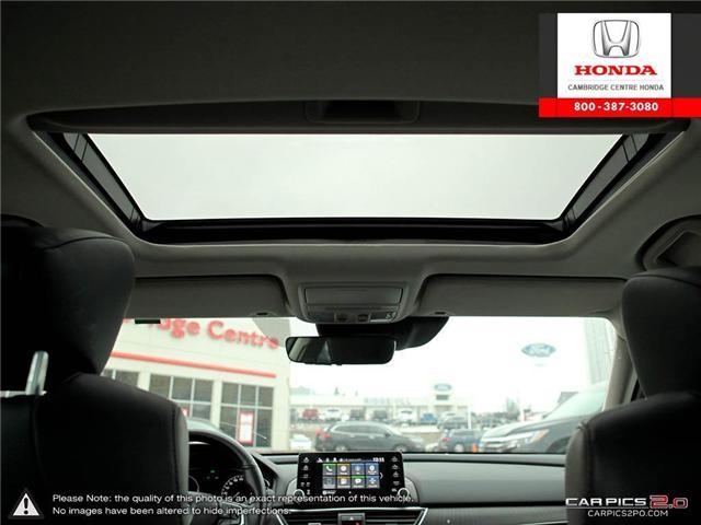 2018 Honda Accord EX-L (Stk: 18470A) in Cambridge - Image 24 of 27
