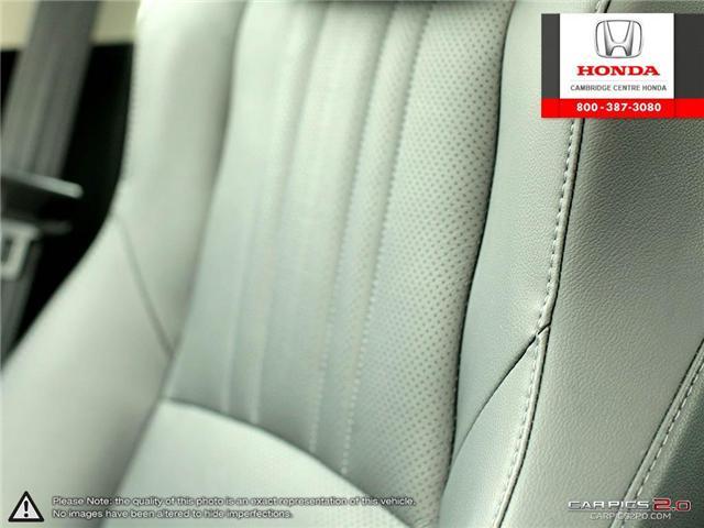 2018 Honda Accord EX-L (Stk: 18470A) in Cambridge - Image 25 of 27