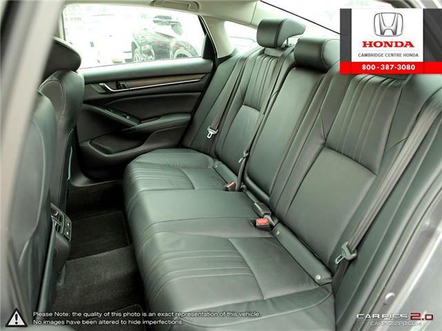2018 Honda Accord EX-L (Stk: 18470A) in Cambridge - Image 26 of 27