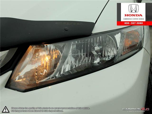 2014 Honda Civic LX (Stk: 19397A) in Cambridge - Image 11 of 27