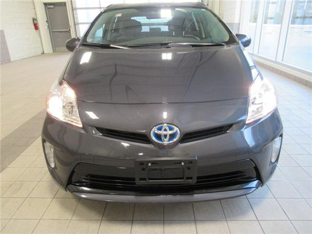 2014 Toyota Prius Base (Stk: 15863A) in Toronto - Image 2 of 13