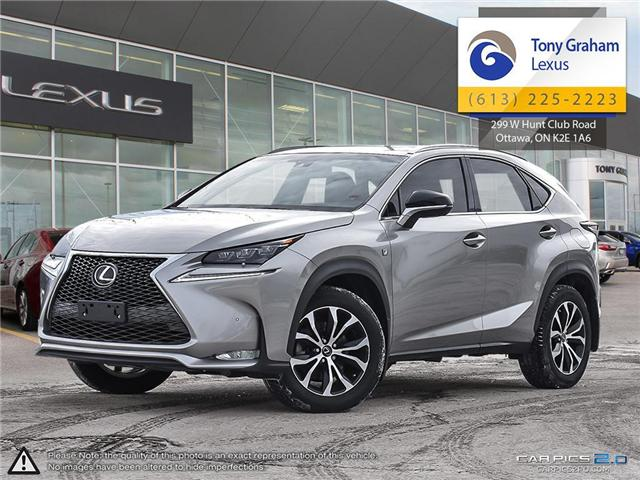 2015 Lexus NX 200t Base (Stk: Y3101) in Ottawa - Image 1 of 30