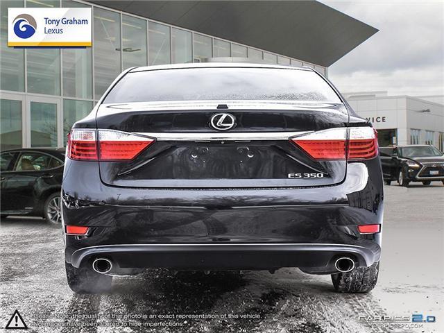 2015 Lexus ES 350 Base (Stk: Y2932) in Ottawa - Image 5 of 28