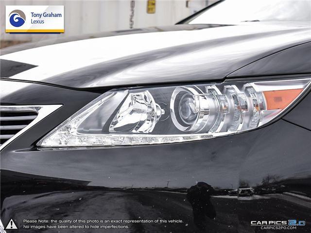 2015 Lexus ES 350 Base (Stk: Y2932) in Ottawa - Image 10 of 28