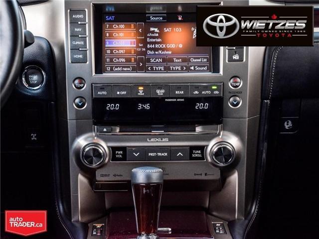 2018 Lexus GX 460 Base (Stk: U2208) in Vaughan - Image 17 of 29