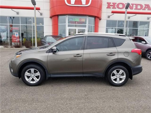 2014 Toyota RAV4  (Stk: K1227A) in Georgetown - Image 2 of 8