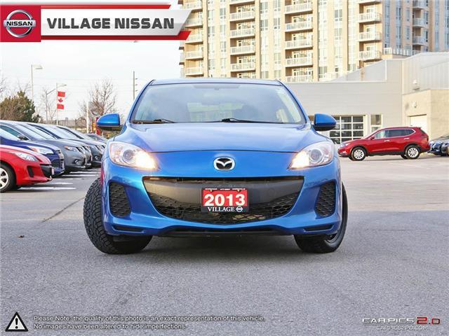 2013 Mazda Mazda3 GX (Stk: 90085A) in Unionville - Image 2 of 27