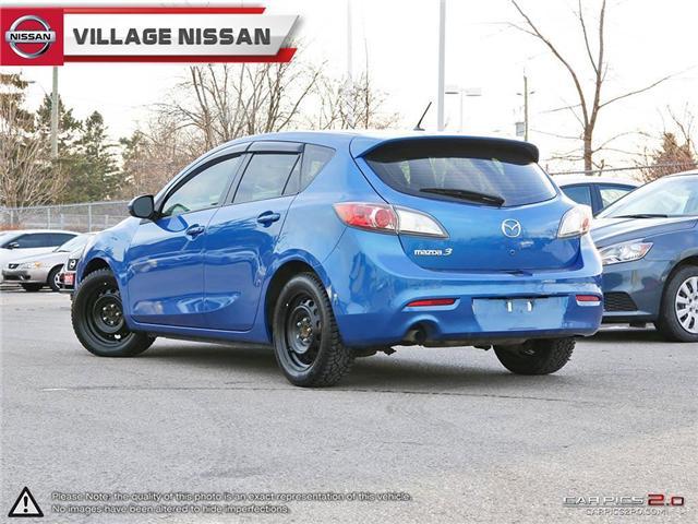 2013 Mazda Mazda3 GX (Stk: 90085A) in Unionville - Image 4 of 27