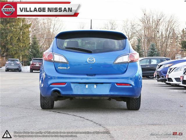 2013 Mazda Mazda3 GX (Stk: 90085A) in Unionville - Image 5 of 27