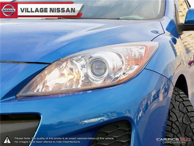 2013 Mazda Mazda3 GX (Stk: 90085A) in Unionville - Image 10 of 27
