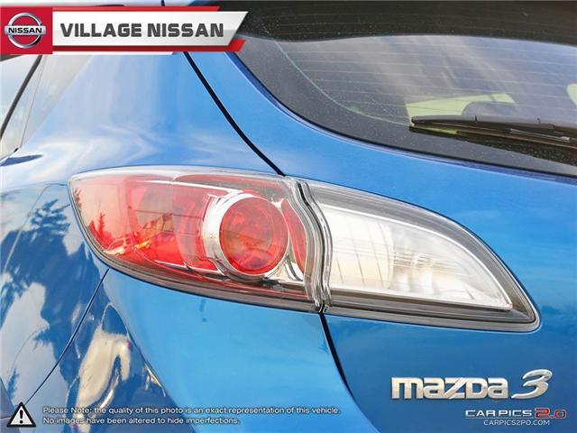 2013 Mazda Mazda3 GX (Stk: 90085A) in Unionville - Image 12 of 27