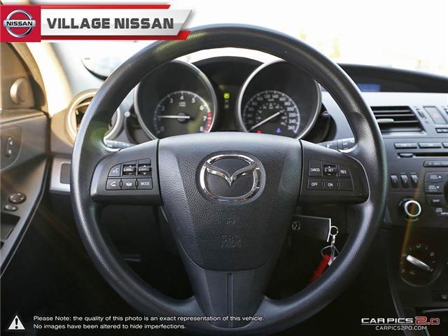 2013 Mazda Mazda3 GX (Stk: 90085A) in Unionville - Image 14 of 27
