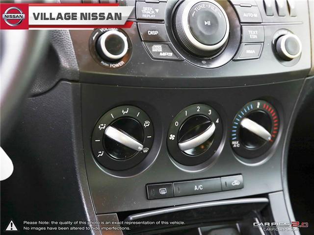 2013 Mazda Mazda3 GX (Stk: 90085A) in Unionville - Image 20 of 27