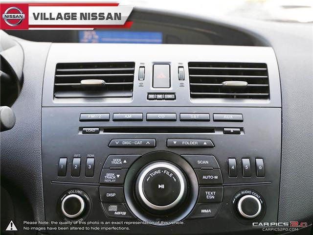 2013 Mazda Mazda3 GX (Stk: 90085A) in Unionville - Image 21 of 27
