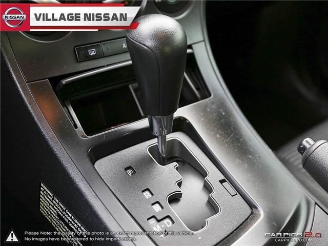 2013 Mazda Mazda3 GX (Stk: 90085A) in Unionville - Image 24 of 27