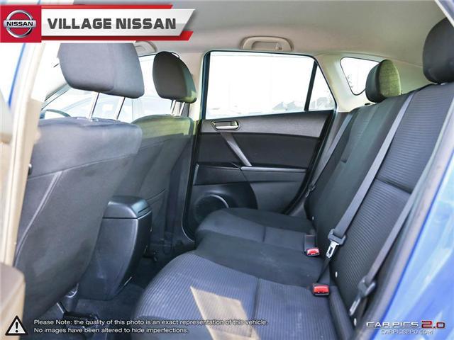 2013 Mazda Mazda3 GX (Stk: 90085A) in Unionville - Image 26 of 27