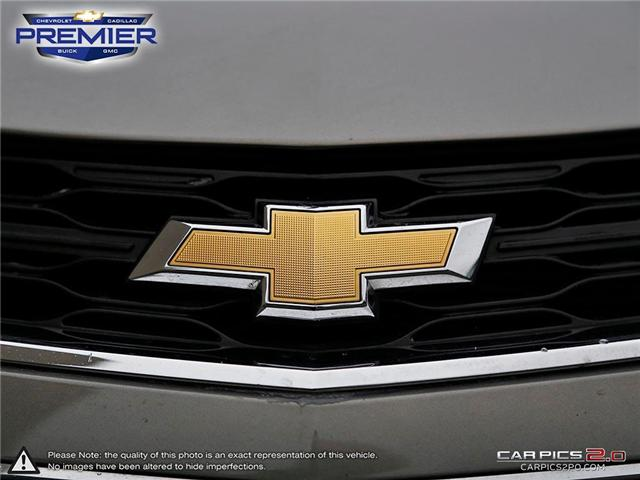 2018 Chevrolet Cruze LT Auto (Stk: P19004) in Windsor - Image 9 of 27
