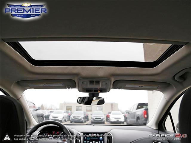 2018 Chevrolet Cruze LT Auto (Stk: P19004) in Windsor - Image 21 of 27