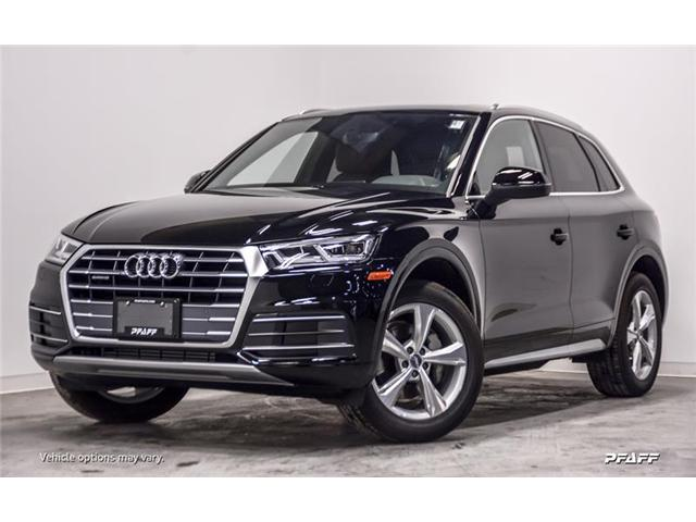 2019 Audi Q5 45 Progressiv (Stk: T16209) in Vaughan - Image 1 of 18
