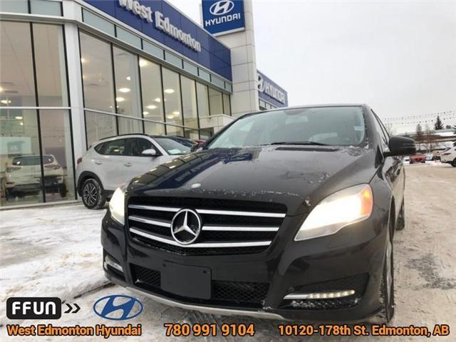 2011 Mercedes-Benz R-Class Base (Stk: E4268) in Edmonton - Image 1 of 24