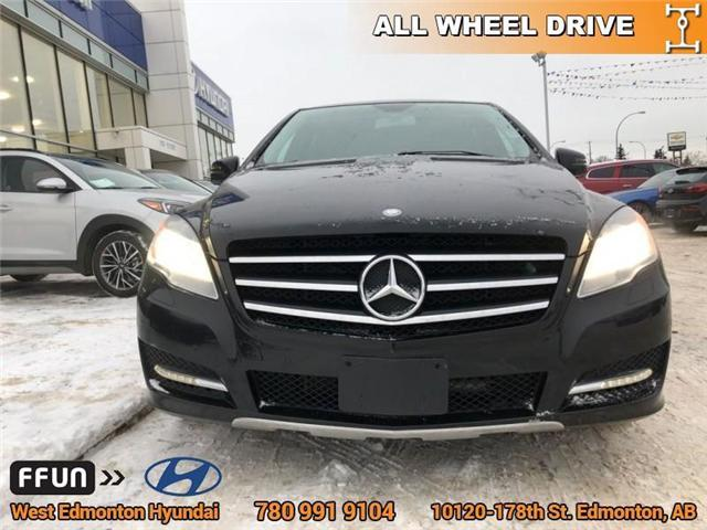 2011 Mercedes-Benz R-Class Base (Stk: E4268) in Edmonton - Image 2 of 24