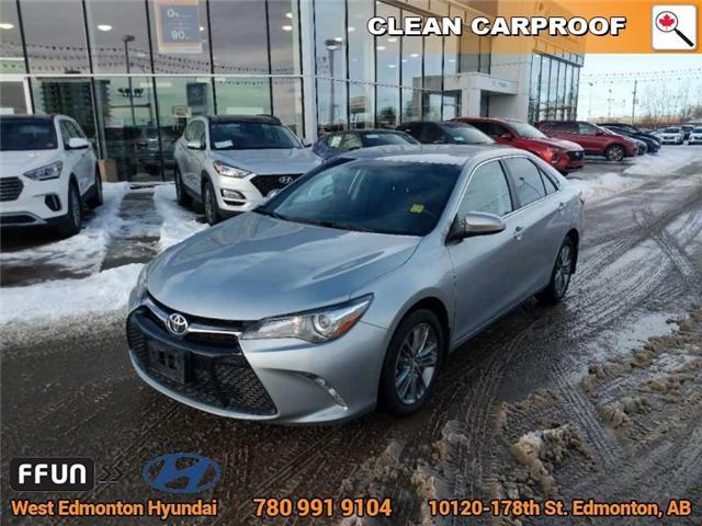 2017 Toyota Camry LE (Stk: E4269) in Edmonton - Image 2 of 20