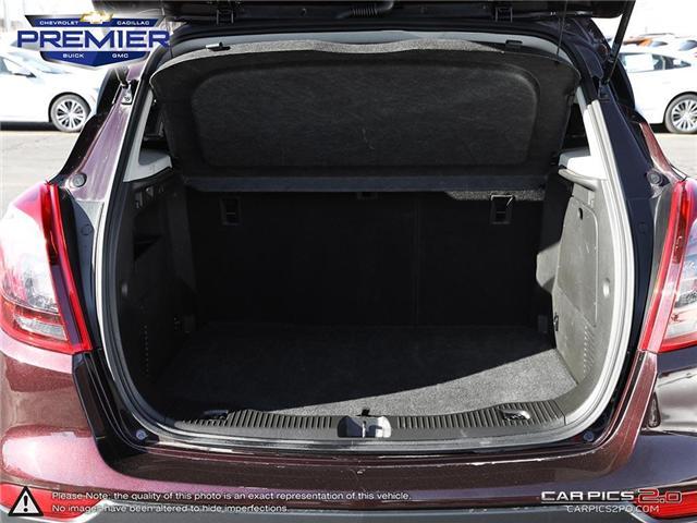 2018 Buick Encore Essence (Stk: P19002) in Windsor - Image 11 of 27
