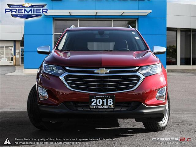 2018 Chevrolet Equinox Premier (Stk: P19003) in Windsor - Image 2 of 27
