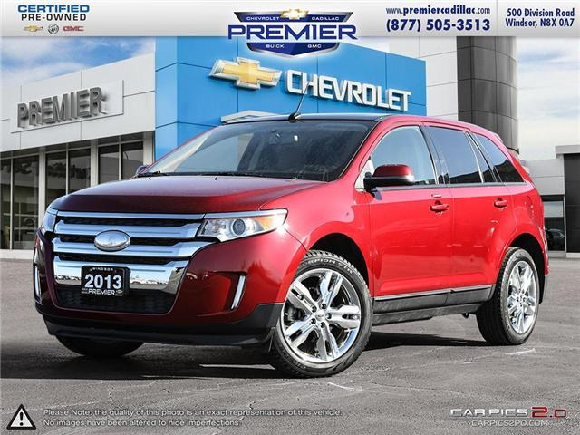 2013 Ford Edge SEL (Stk: 191181A) in Windsor - Image 1 of 26