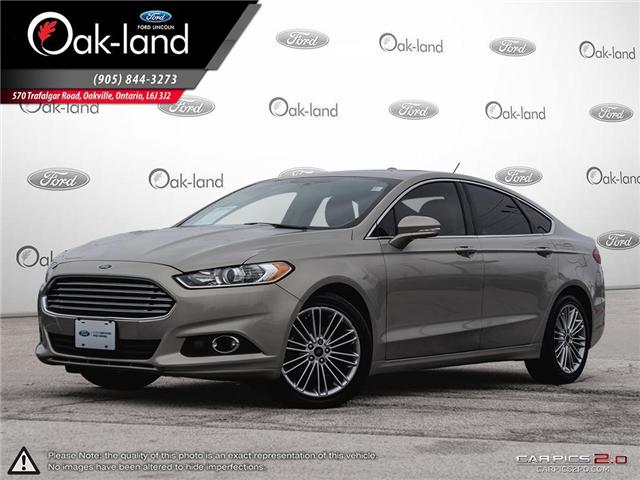 2015 Ford Fusion SE (Stk: R3378A) in Oakville - Image 1 of 27