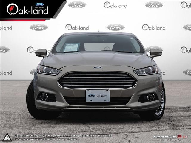 2015 Ford Fusion SE (Stk: R3378A) in Oakville - Image 2 of 27