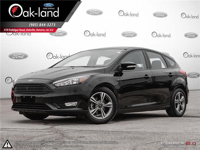 2016 Ford Focus SE (Stk: A3117) in Oakville - Image 1 of 27