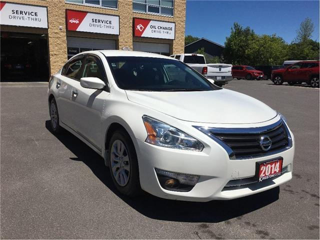 2014 Nissan Altima  (Stk: 18P125A) in Kingston - Image 1 of 20
