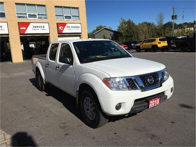 2018 Nissan Frontier  (Stk: 18P226) in Kingston - Image 1 of 20