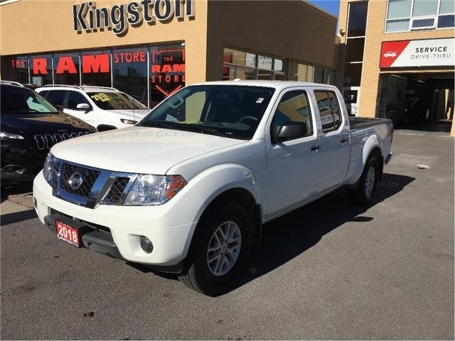 2018 Nissan Frontier  (Stk: 18P226) in Kingston - Image 2 of 20
