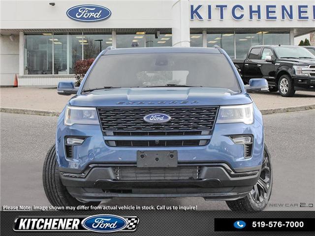 2019 Ford Explorer Sport (Stk: 9P1240) in Kitchener - Image 2 of 23