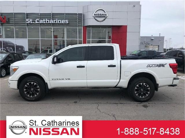 2018 Nissan Titan PRO-4X (Stk: P-2158) in St. Catharines - Image 1 of 21