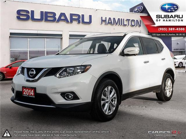 2014 Nissan Rogue SV (Stk: S7416A) in Hamilton - Image 1 of 26
