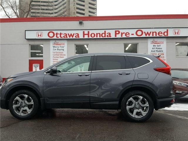 2017 Honda CR-V EX (Stk: H7425-0) in Ottawa - Image 1 of 14