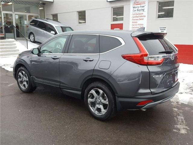 2017 Honda CR-V EX (Stk: H7425-0) in Ottawa - Image 2 of 14