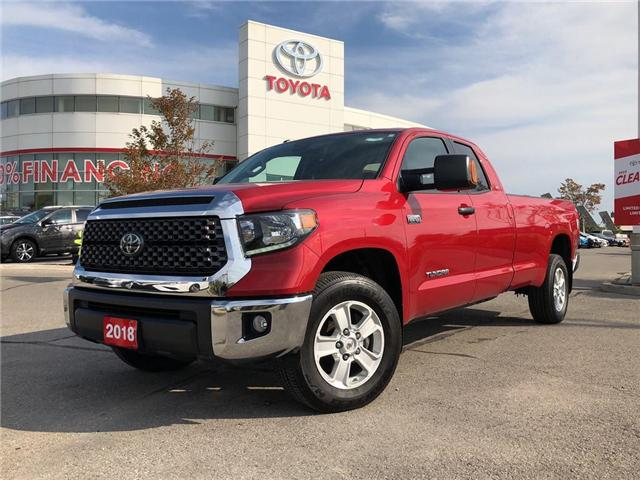 2018 Toyota Tundra SR5 Plus 5.7L V8 (Stk: P1577) in Whitchurch-Stouffville - Image 1 of 19
