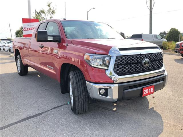 2018 Toyota Tundra SR5 Plus 5.7L V8 (Stk: P1577) in Whitchurch-Stouffville - Image 7 of 19