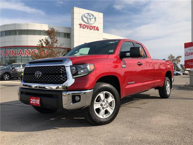 2018 Toyota Tundra SR5 Plus 5.7L V8 (Stk: P1577) in Whitchurch-Stouffville - Image 9 of 19