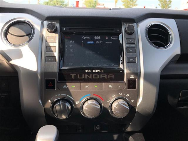 2018 Toyota Tundra SR5 Plus 5.7L V8 (Stk: P1577) in Whitchurch-Stouffville - Image 13 of 19