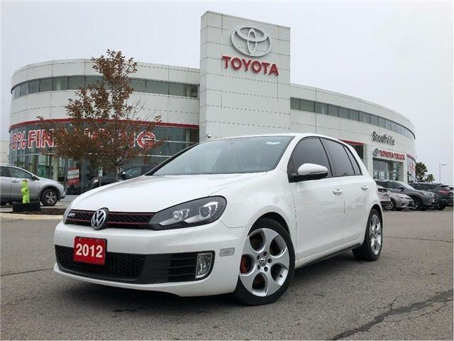 2012 Volkswagen Golf GTI 5-Door (Stk: P1550A) in Whitchurch-Stouffville - Image 1 of 19